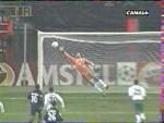 Golazo de Juninho al Werder Bremen